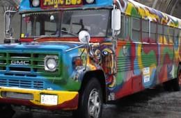 Secrett Mystery Bus Tour